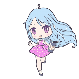 dibujo anime kawaii png