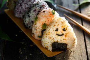 foto sushi kawaii