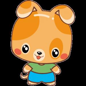 mascota kawaii png