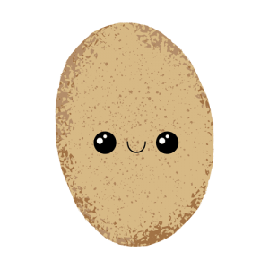 patata kawaii
