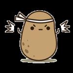 patata kawaii png