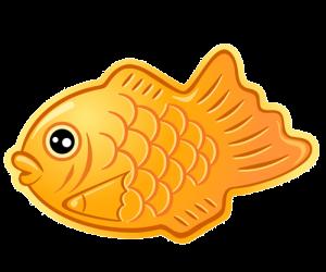 pescado kawaii png