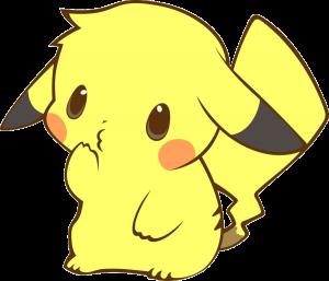 pikachu kawaii png