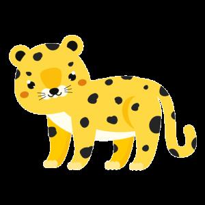 tigre kawaii png