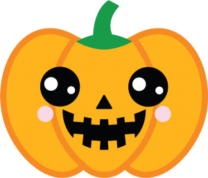 calabaza haloween kawaii